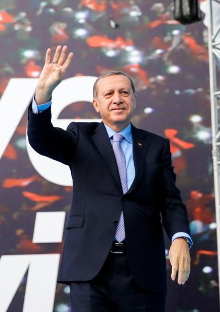 Konya'dan Erdoğan'a sevgi seli galerisi resim 116