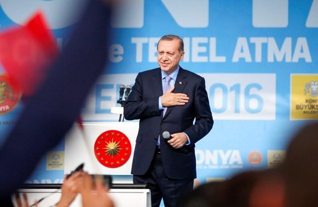 Konya'dan Erdoğan'a sevgi seli galerisi resim 120