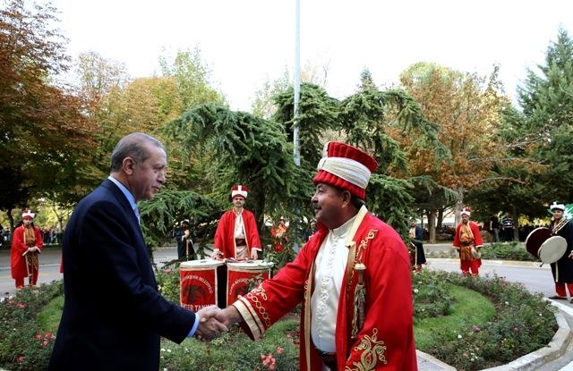 Konya'dan Erdoğan'a sevgi seli galerisi resim 122