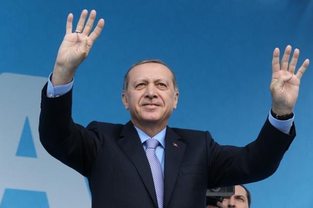 Konya'dan Erdoğan'a sevgi seli galerisi resim 130