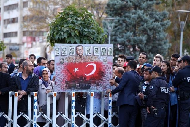 Konya'dan Erdoğan'a sevgi seli galerisi resim 138