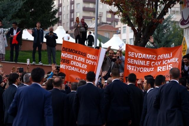 Konya'dan Erdoğan'a sevgi seli galerisi resim 141