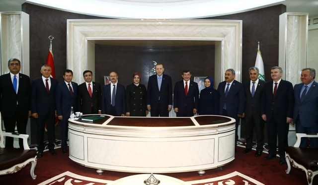 Konya'dan Erdoğan'a sevgi seli galerisi resim 142