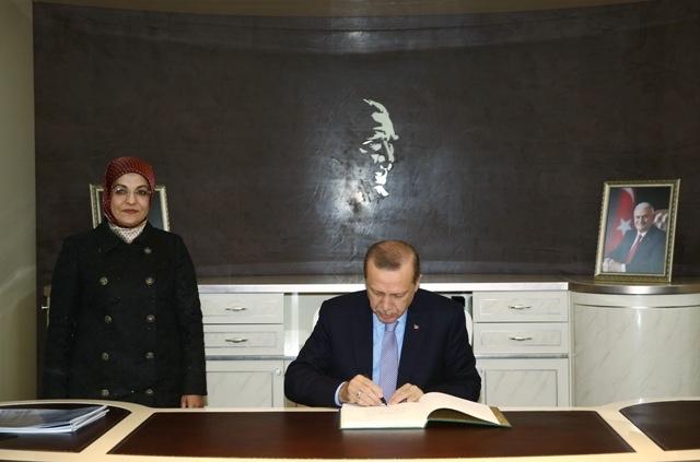 Konya'dan Erdoğan'a sevgi seli galerisi resim 143