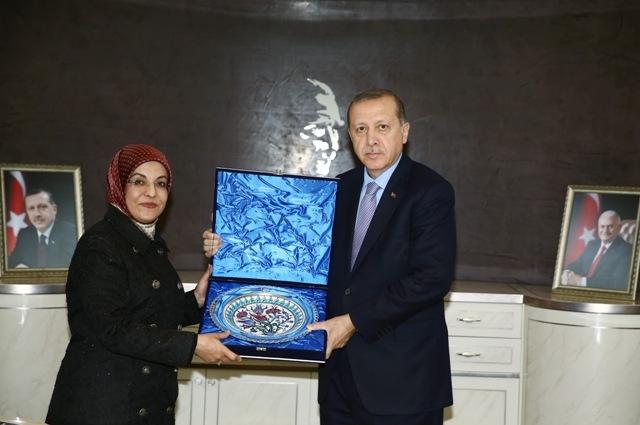 Konya'dan Erdoğan'a sevgi seli galerisi resim 144