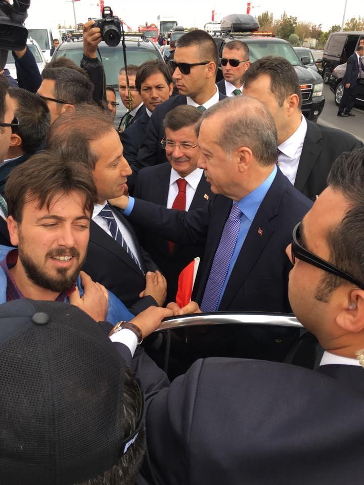 Konya'dan Erdoğan'a sevgi seli galerisi resim 17