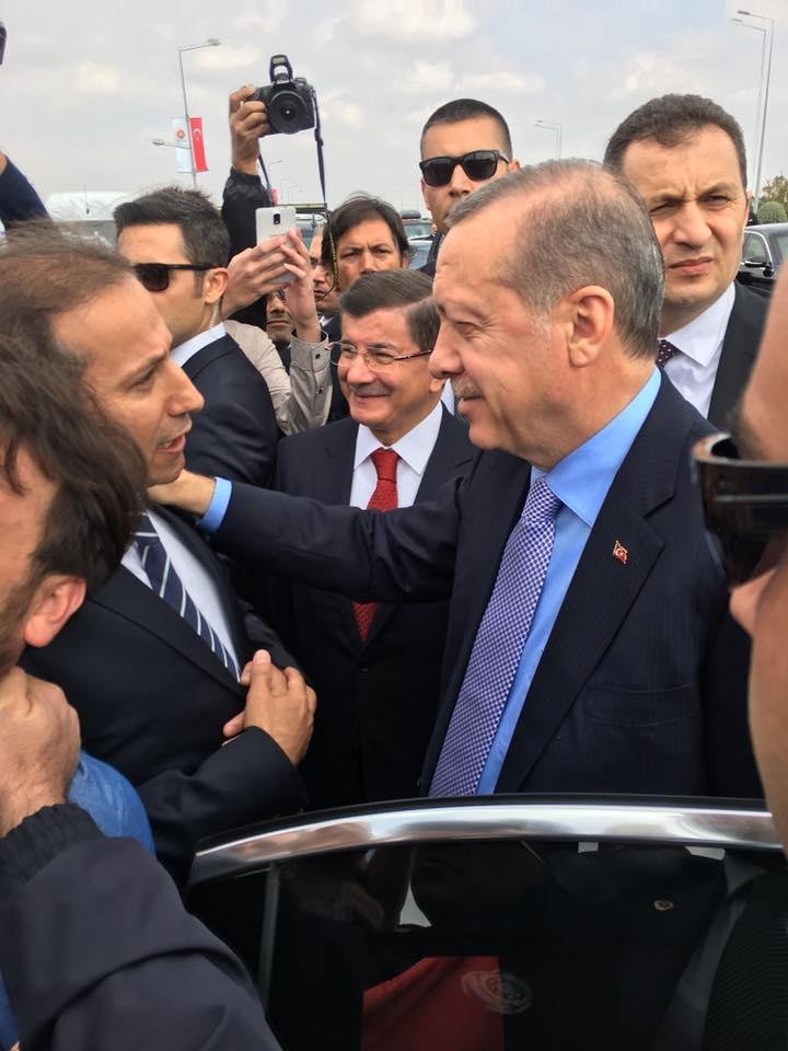 Konya'dan Erdoğan'a sevgi seli galerisi resim 18