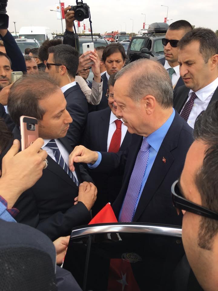 Konya'dan Erdoğan'a sevgi seli galerisi resim 19
