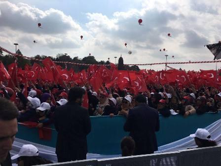 Konya'dan Erdoğan'a sevgi seli galerisi resim 2
