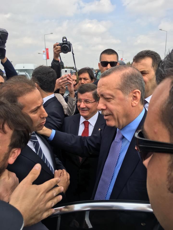 Konya'dan Erdoğan'a sevgi seli galerisi resim 20