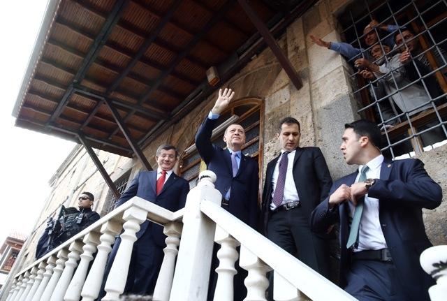 Konya'dan Erdoğan'a sevgi seli galerisi resim 24