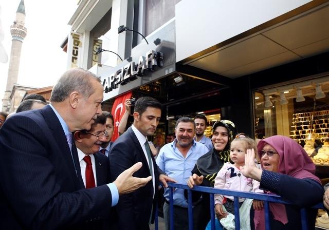 Konya'dan Erdoğan'a sevgi seli galerisi resim 25