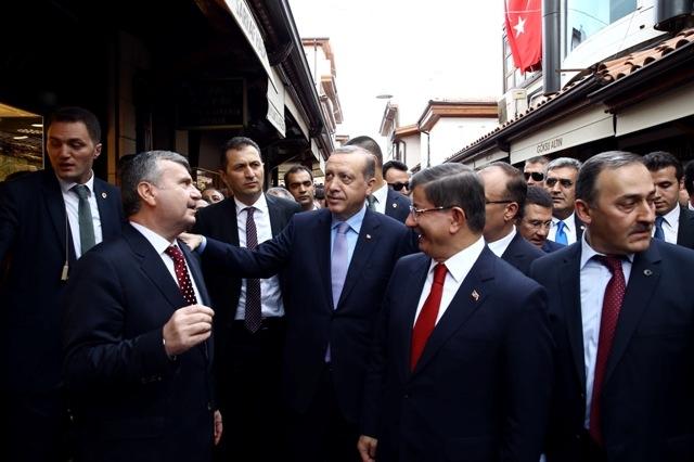 Konya'dan Erdoğan'a sevgi seli galerisi resim 26