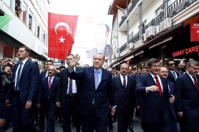 Konya'dan Erdoğan'a sevgi seli galerisi resim 30