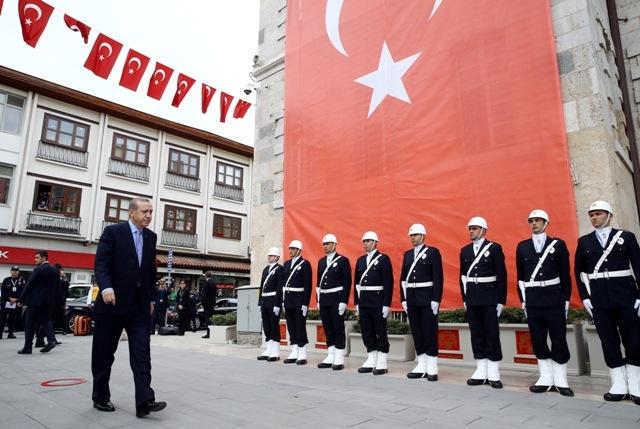 Konya'dan Erdoğan'a sevgi seli galerisi resim 31
