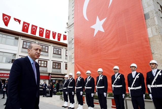 Konya'dan Erdoğan'a sevgi seli galerisi resim 32