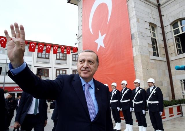 Konya'dan Erdoğan'a sevgi seli galerisi resim 33