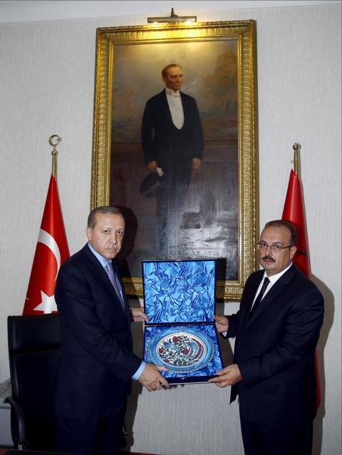 Konya'dan Erdoğan'a sevgi seli galerisi resim 35