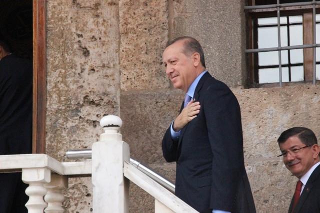 Konya'dan Erdoğan'a sevgi seli galerisi resim 39