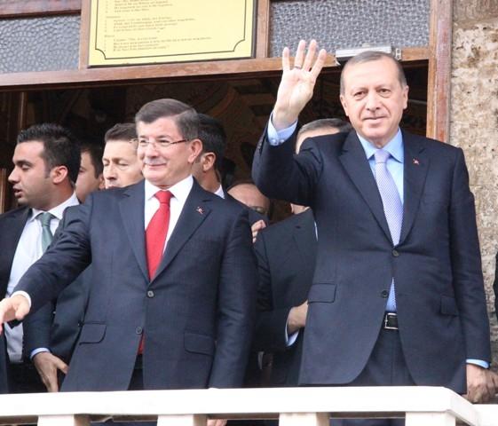 Konya'dan Erdoğan'a sevgi seli galerisi resim 41