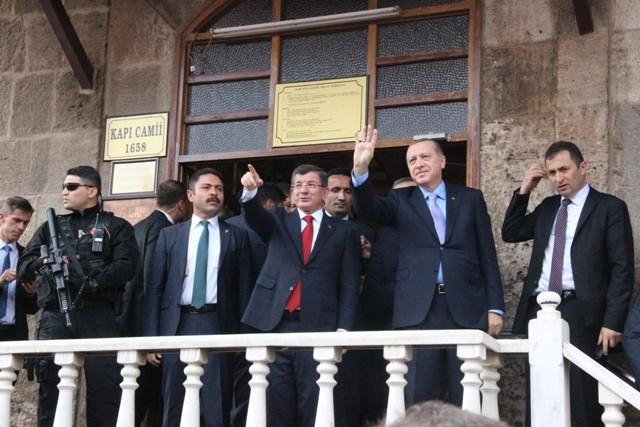 Konya'dan Erdoğan'a sevgi seli galerisi resim 42