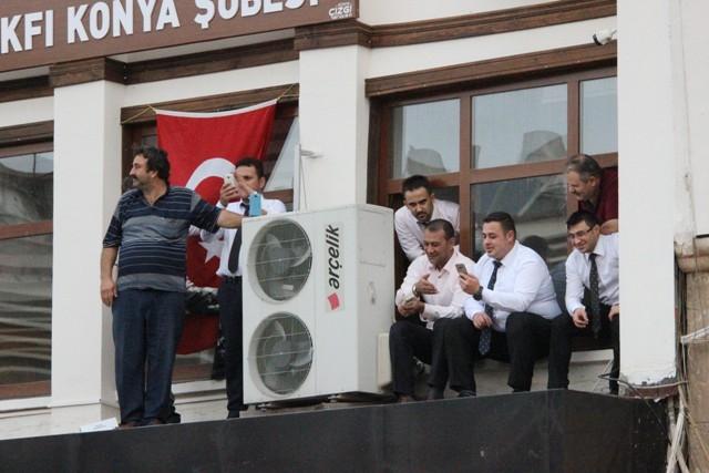 Konya'dan Erdoğan'a sevgi seli galerisi resim 44
