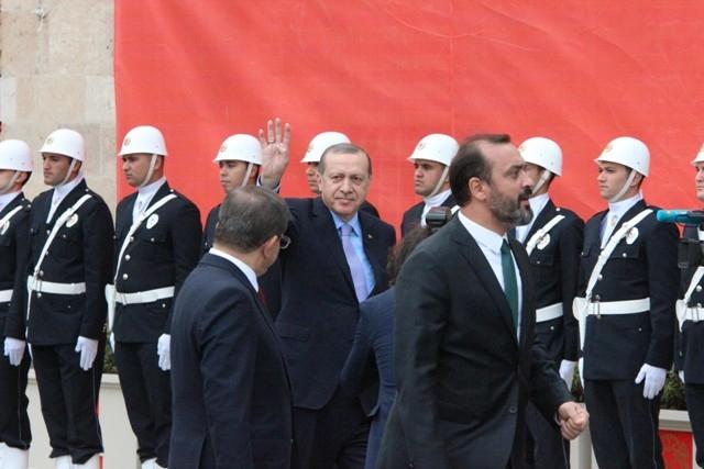 Konya'dan Erdoğan'a sevgi seli galerisi resim 46