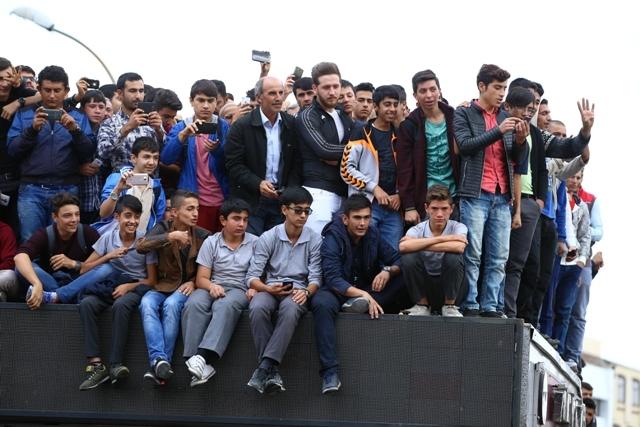Konya'dan Erdoğan'a sevgi seli galerisi resim 50