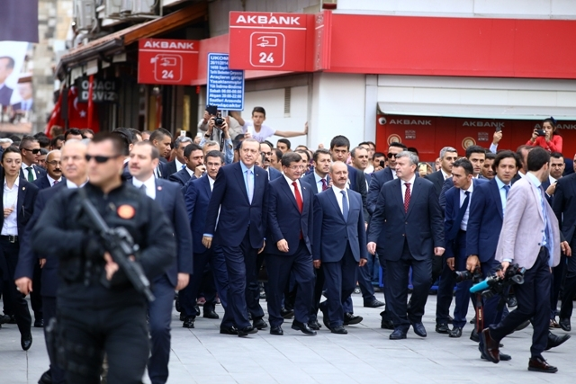 Konya'dan Erdoğan'a sevgi seli galerisi resim 52