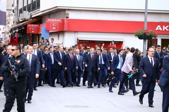 Konya'dan Erdoğan'a sevgi seli galerisi resim 53
