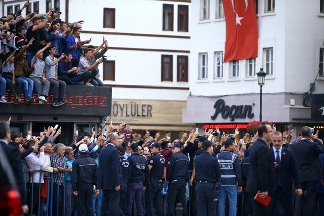 Konya'dan Erdoğan'a sevgi seli galerisi resim 55