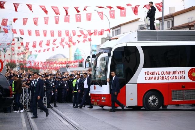 Konya'dan Erdoğan'a sevgi seli galerisi resim 56