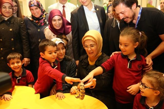 Konya'dan Erdoğan'a sevgi seli galerisi resim 57
