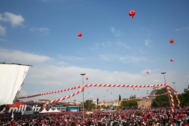 Konya'dan Erdoğan'a sevgi seli galerisi resim 71