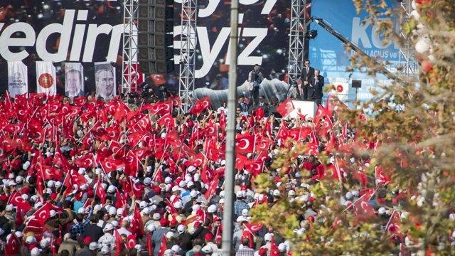 Konya'dan Erdoğan'a sevgi seli galerisi resim 78