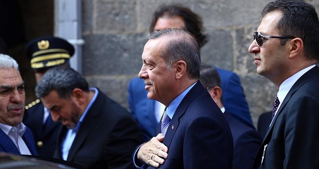 Konya'dan Erdoğan'a sevgi seli galerisi resim 8
