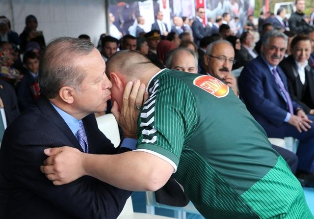 Konya'dan Erdoğan'a sevgi seli galerisi resim 87