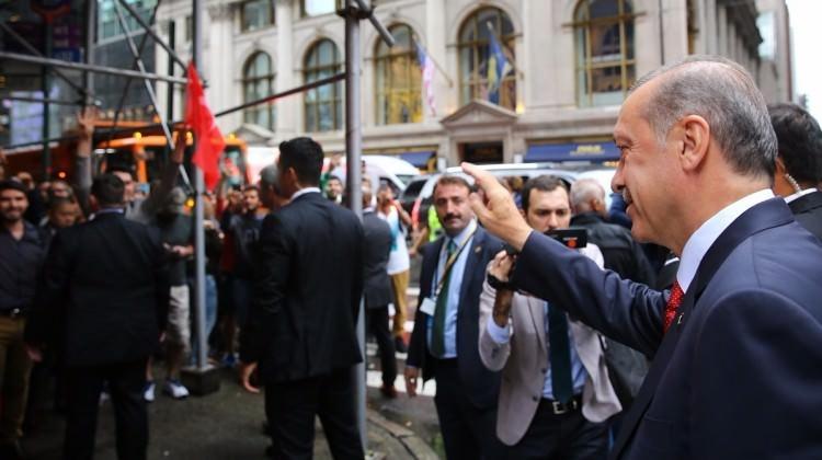 Konya'dan Erdoğan'a sevgi seli galerisi resim 9