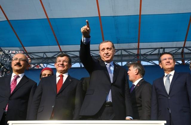 Konya'dan Erdoğan'a sevgi seli galerisi resim 92