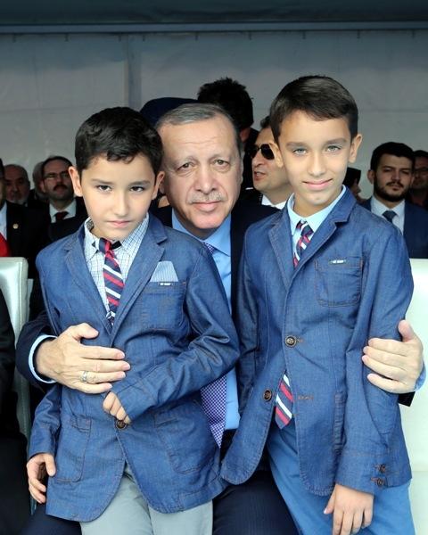 Konya'dan Erdoğan'a sevgi seli galerisi resim 95