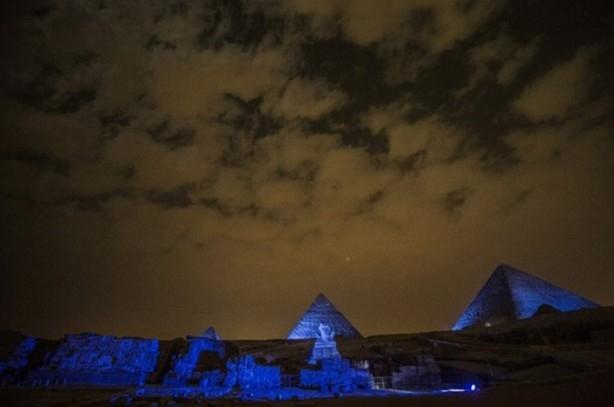 Mısır Piramitleri'nde şaşırtan keşif galerisi resim 3