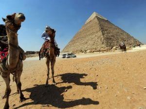 Mısır Piramitleri'nde şaşırtan keşif