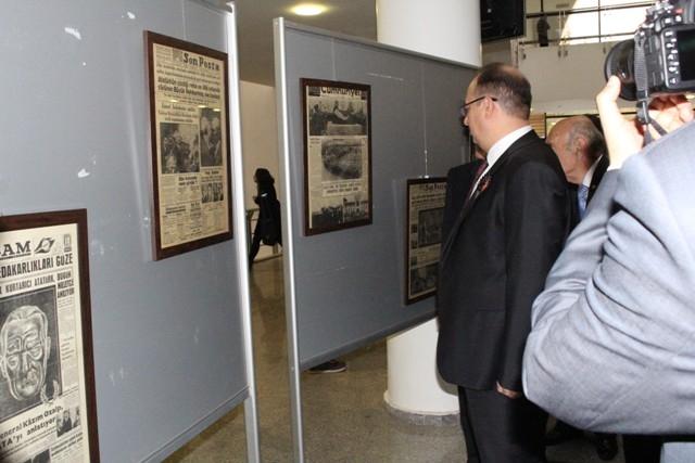 Küçükbezirci'den Atatürk sergisi galerisi resim 16