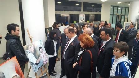 Küçükbezirci'den Atatürk sergisi galerisi resim 4