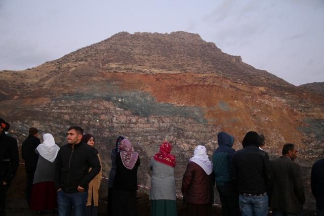 Siirt'te madende göçük galerisi resim 2