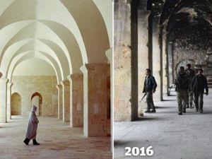 Rüya kent Halep bu hale geldi