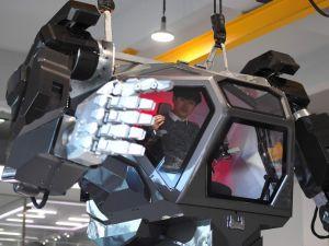 Bu robotlar dünyada bir ilk