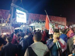 Konya'da evet coşkusu