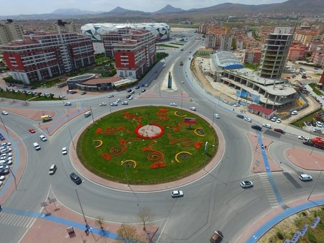 Konya'da lale mevsimi galerisi resim 1