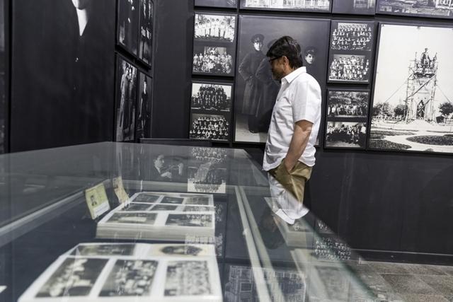 Konya'da fotoğrafın tarihine 'siyah beyaz' yolculuk galerisi resim 1